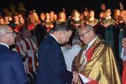Włocławek: Obchody 34. rocznicy śmierci bł. ks. J. Popiełuszki z udziałem Prezydenta RP