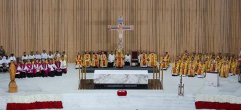 Polacy modlili się w intencji Ojczyzny